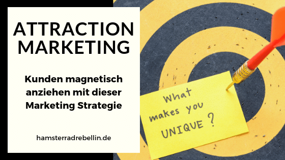 Attraction Marketing Beitragsbild
