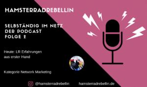 Hamsterradrebellin Podcast