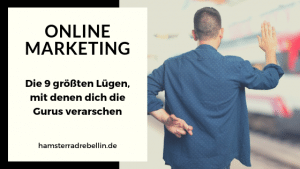 Online Marketing Lügen
