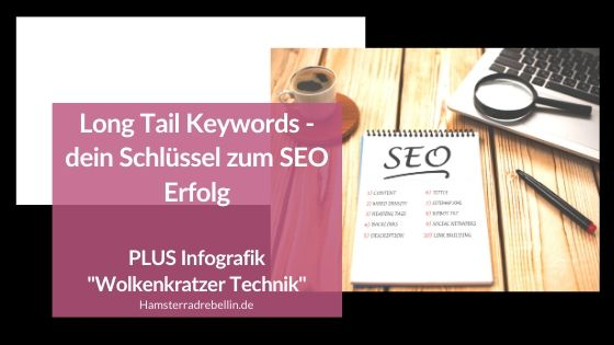 Long Tail Keywords - Beitragsbild