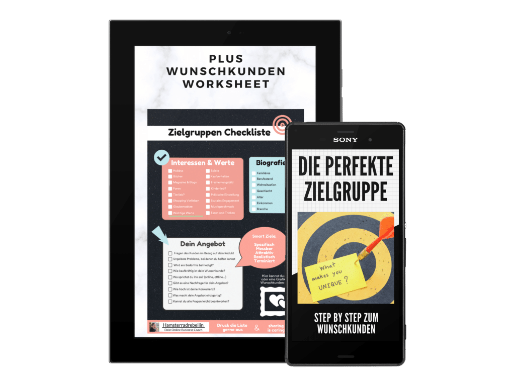 T-Shirt Business aufbauen - Newsletter Grafik