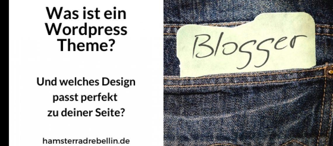 Wordpress Theme - Beitragsbild